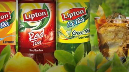 "Lipton's ""Green Ice Tea"""