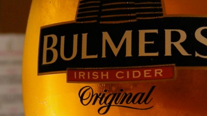 "Bulmers ""Born for Ice"""
