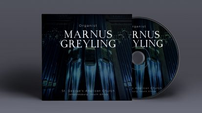 Marnus Greyling – CD Production